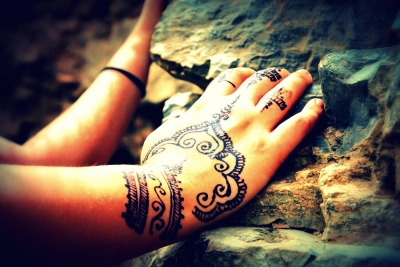 Henna Yoga Summer Camp